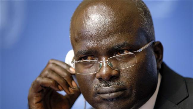 Burundi's second Vice President 'Gervais Rufyikiri',  has fled to Belgium