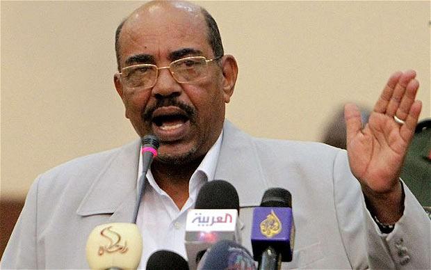 Botswana dissapointed that Omar Al-Bashir fled arrest