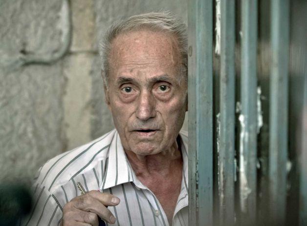 Ex Prison Commander Alexandru Visinescu, (89)  Jailed 20 Yrs For Crimes Against Humanity