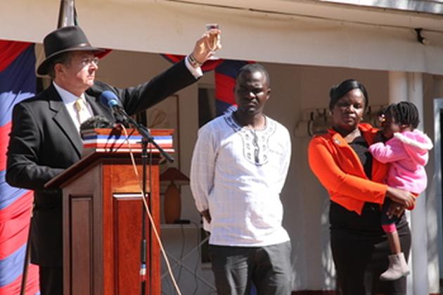 Zimbabwe Gvt  Summons French ambassador Laurent Delahousse Over Itai Dzamara  Stance