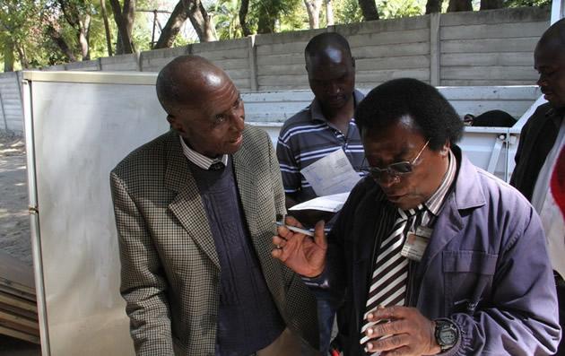 Ex Zimbabwe Congress of Trade Union, 'Lovemore Matombo's' Property Attached