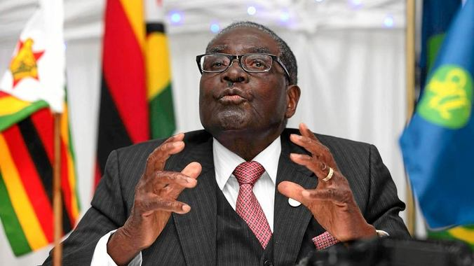 'Mugabe Is Unmoved  By Obama Snub'-Mugabe's spokesperson 'George Charamba'