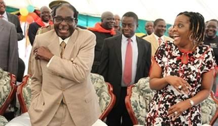 'Mugabe's Mandate  To Govern Zimbabwe, Has Been Stolen By His wife Grace Mugabe'