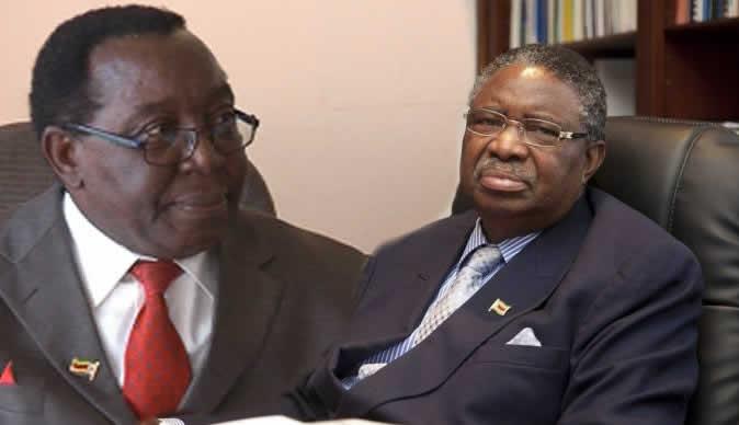 "Zanu PF Circus as VP Mphoko, & Zanu PF spokesperson Simon Khaya-Moyo Fall Out"""