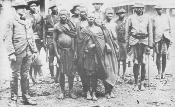 'Mugabe Must Respect The Dead & Stop Worshiping /Idolising 1896 1st Chimurenga Heroes Skulls'