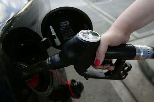 Diesel Now Cheaper Than Unleaded  As Tesco, Asda , Morrison & Sainsbury Drop Price By 2p/Litre