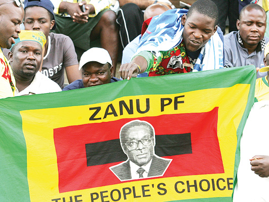 US$600 000 Budgeted, One Train, 441 buses To Ferry Pupils To Harare For The Zanu PF Million Man March
