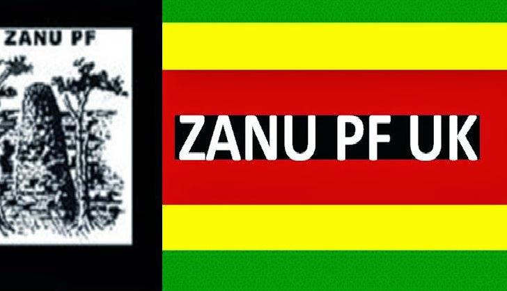 Zanu-PF UK Describe Land Barons As Counter Revolutionary