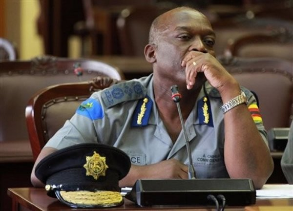 Commissioner  Chihuri Orders Trial  Of  Commissioner Gideon Baloyi For Gross Insubordination And Backbiting.
