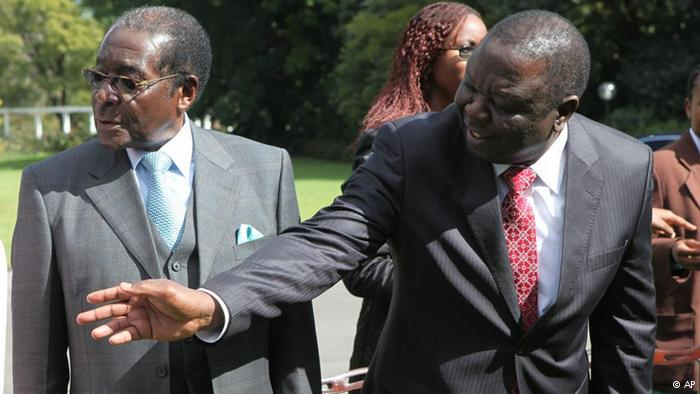 'Mugabe Retirement, Mnangagwa Take Over, Tsvangirai Deputy & 2018 Suspended',..Coalition Again?