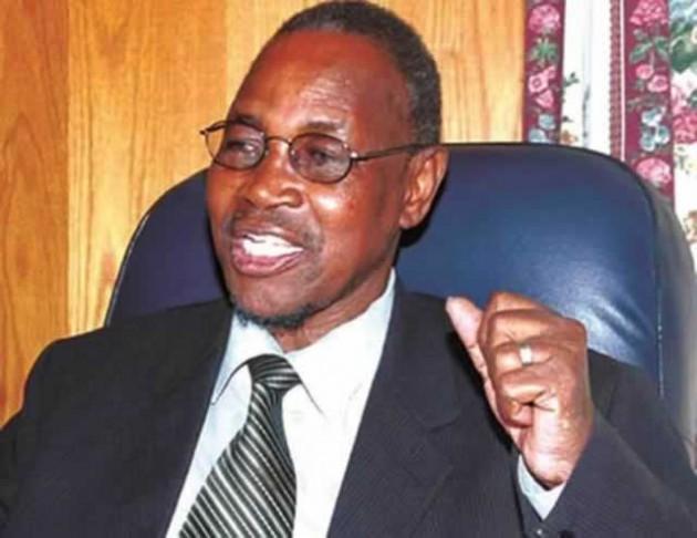 Zanu PF Stalwart Falls,..ZIDECO Founder, Sikhanyiso Ndlovu (78) Is dead