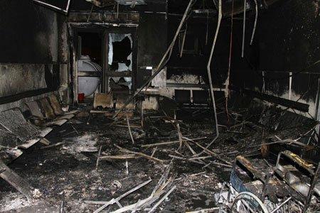 25 Killed And 100 Injured In Saudi Arabia Hospital Fire