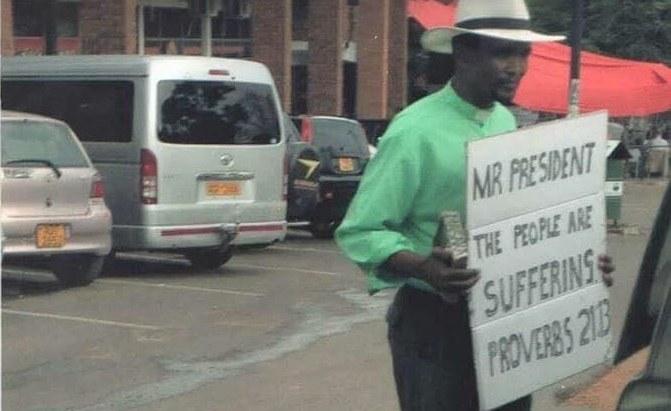Mugabe's Broke  Gvt Releases US$6 Million For War Veterans & Collaborators, Plus Ex Political Detainees