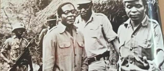 Mugabe-Tongogara-Mnangagwa