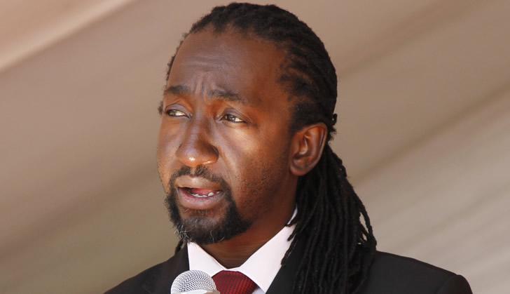 Press Statement By Mugabe's Nephew The Youth Minister 'Patrick Zhuwao' In Response To Chinamasa