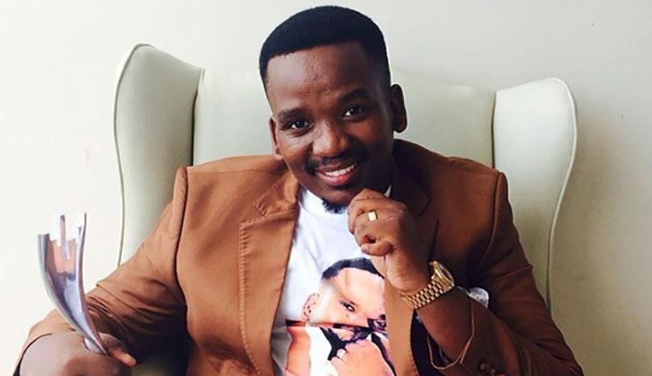 'Multi-award winning  South African gospel singer, S'fiso Ncwane has died'.