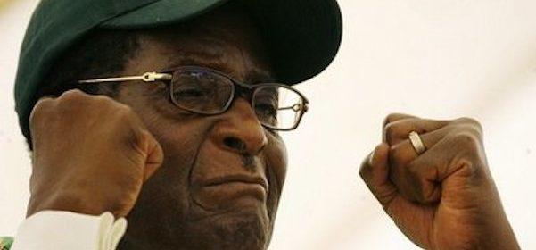 Mugabe at Bindura on Fridayjpg