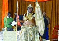 PROMINENT Bulawayo cultural activist, Peter Zwide Kalanga Khumalo, was unveiled as King Nyamande Lobengula II