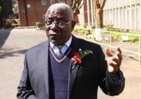 'A FULL WEEK  FROM JANUARY 11 to 15, 2021, ex (UZ) vice chancellor Levi Nyagura, for Grace Mugabe dubious PHD'
