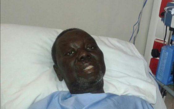 tsvangirai-bed-hospital