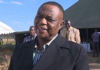 VICE PRESIDENT RTD Gen Chiwenga's sister dies