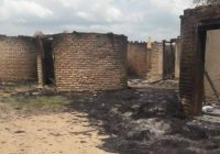 ZIMBABWE CHRISTMAS RELIGIOUS CLASHES: At least 31 huts were burnt at Guta RaJehovah Church in Zvimba in a religious  murambatsvina style over the over control of a temple and shrine.
