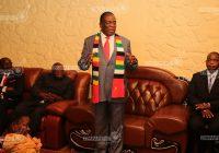 'PRESIDENT MNANGAGWA mourns his sister Gogo Rushwaya (72) '