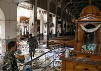 UPDATE:CHRISTIANS TARGETED-290 DEAD 500 injured  in 8 blasts, targeting churches and hotels in Sri Lanka,  in  second  deadliest militant attack since  independence.