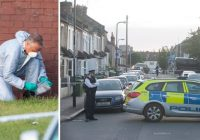57th and 58th teenager murders in London in 2019 : one shot in  Wandsworth car park 12 minutes after a man was stabbed to death in Plumstead,