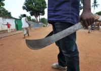 TEAM BARCA , MACHETE GANG LEADER  Taurai Mutandwa a.k.a  Kwadez was shot dead on Thursday in a gun fight with cops  during a gold rush near David Whitehead in Chegutu.
