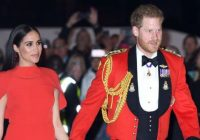 Trump says the US will not pay Harry and Meghan's security bill amid reports that the pair have moved to the US from Canada.