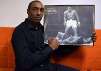 MUHAMMAD ALI'S SON SAYS DAD WOULD HAVE HATED   'racist' Black Lives MatterOn the fourth anniversary of his death,