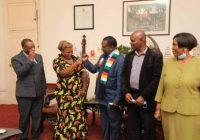 BREAKING NEWS: '2 ex MDC Alliance, Senator Timvious and Chebundo have joined Zanu-PF Party'